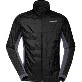 Norrøna Falketind Alpha60 Jacket Men Caviar Black